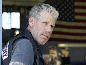"Ron Perlman talks about ""3,2,1…Frankie Goes Boom"", ""Sons of Anarchy"" and Guillermo del Toro"