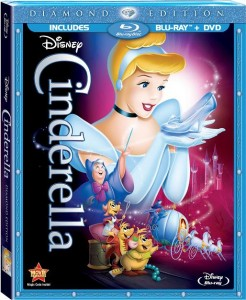 Cinderella-Blu-ray