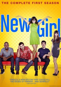 "DVD Review ""New Girl: The Complete First Season"""