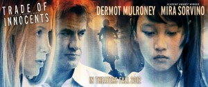 """Trade of Innocents"" Interview Series with Dermot Mulroney and Mira Sorvino"