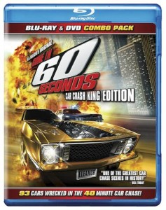 "Blu-ray Review ""H.B. Halicki's Original Gone in 60 Seconds: Car Crash King Edition"""