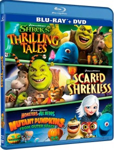 """Blu-ray Review """"DreamWorks Spooky Stories"""""""