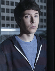 "Ryan Cartwright reflects on season 2 of Syfy's ""Alphas"""