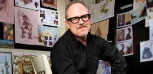 "William Joyce talks about the film ""Rise of the Guardians"" and book series ""The Guardians of Childhood"""