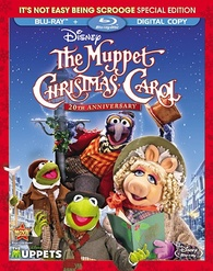 """Blu-ray Review """"The Muppet Christmas Carol: It's Not Easy Being Scrooge Special Edition (20th Anniversary)"""""""