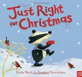"""Book Review """"Just Right for Christmas"""""""