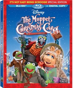 """""""The Muppet Christmas Carol: It's Not Easy Being Scrooge Special Edition"""" Blu-ray Giveaway [ENDED]"""