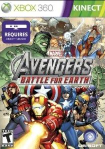 "XBOX 360 Game Review ""Marvel Avengers: Battle For Earth"""