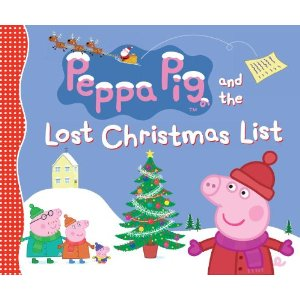 "Blu-ray Review ""Peppa Pig and the Lost Christmas List"""