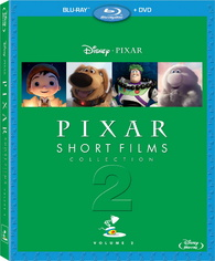 "Blu-ray Review ""Pixar Short Films Collection: Vol. 2"""