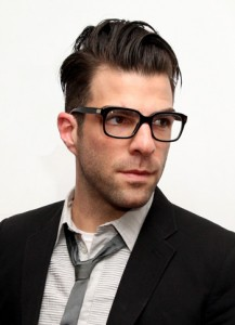 "Zachary Quinto talks about his big reveal in ""American Horror Story: Asylum"""