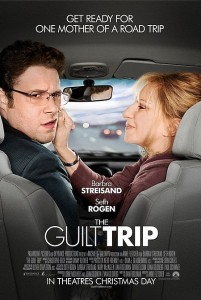 "Complimentary Passes to the Kansas City Advance Screening of ""The Guilt Trip"" [ENDED]"