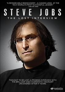 "DVD Review ""Steve Jobs The Lost Interview"""