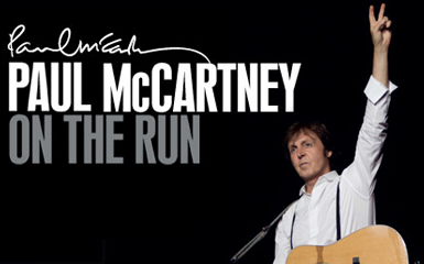 PAUL ON THE RUN TOUR