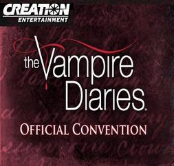 "Win Tickets to Creation Entertainment's ""The Vampire Diaries"" Official Convention in Orlando, FL [ENDED]"