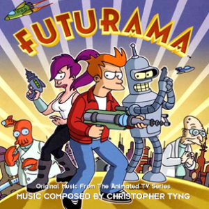 futurama-score
