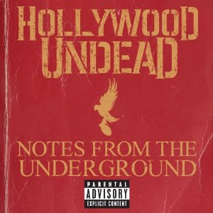 "Hollywood Undead Announce New April Tour Dates & New Album ""Notes From The Underground"" Available Now"