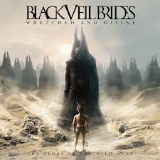 "CD Review: Black Veil Brides ""Wretched and Divine- The Story of the Wild Ones"""