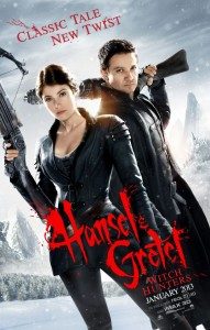 "Complimentary Passes to the Kansas City Advance Screening of ""Hansel and Gretel: Witch Hunters"" [ENDED]"