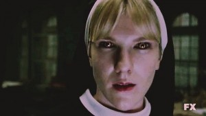 "Lily Rabe reflects on her devilish role in ""American Horror Story: Asylum"""