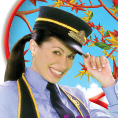 "Genevieve Goings talks about Disney Junior's Choo Choo Soul and new CD ""Disney Favorites"""