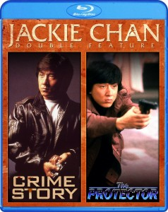 "Blu-ray Review ""Jackie Chan Double Feature: Crime Story / The Protector"""