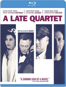"""A Late Quartet"" Blu-ray Giveaway [ENDED]"