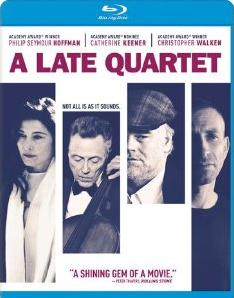 "Blu-ray Review ""A Late Quartet"""
