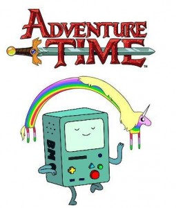 "Niki Yang talks about voicing Beemo and Lady Rainicorn on ""Adventure Time"""