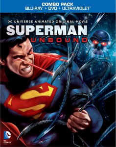"All-new DC Universe Animated Original Movie ""Superman: Unbound"" Coming May 7, 2013"