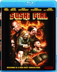 "Blu-ray Review ""Sushi Girl"""