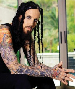 "Brian ""Head"" Welch talks about reuniting with Korn and Love & Death's first album ""Between Here & Lost"""