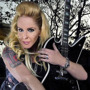 "Lita Ford talks about music, touring and album ""Living Like a Runaway"""