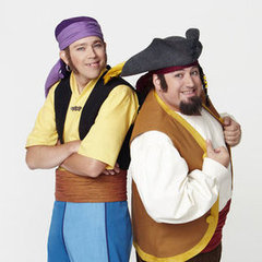 "Loren Hoskins & Kevin Hendrickson talks about making music for Disney Junior's ""Jake and the Never Land Pirates"""