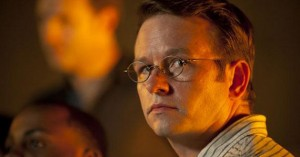 "Dallas Roberts talks about role in ""Shadow People"" and ""The Walking Dead"""