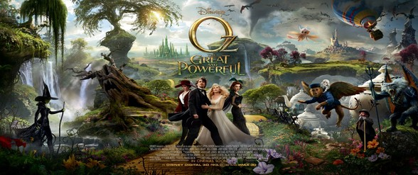 "World Champion Magician, Lance Burton talks about his work on ""Oz The Great and Powerful"""