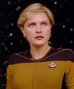 "Denise Crosby reflects about her work on ""Star Trek: The Next Generation"""