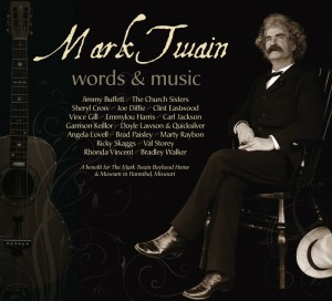 "CD Review ""Mark Twain: Words & Music"""