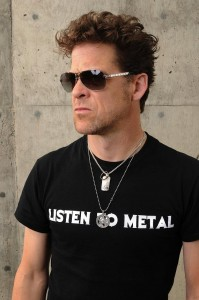 "Jason Newsted talks about playing with Metallica and his new album ""Newsted"""