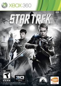 "XBOX 360 Review ""Star Trek: The Game"""