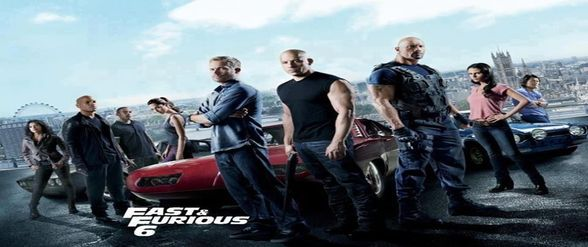 "Film Review ""Fast & Furious 6"""