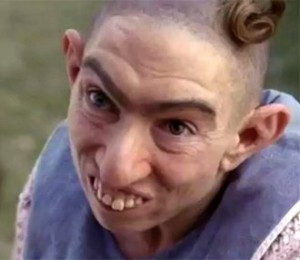 "Naomi Grossman talks about her role of Pepper in ""American Horror Story: Asylum"""