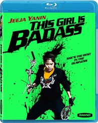 "Blu-ray Review ""This Girl Is Badass"""