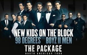 "Concert Review: ""The Package Tour"" New Kids on the Block, 98 Degrees, Boyz II Men – Orlando FL"