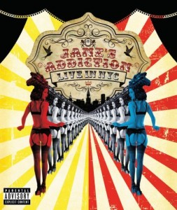"Jane's Addiction ""Live in NYC"" CD/DVD Giveaway [ENDED]"