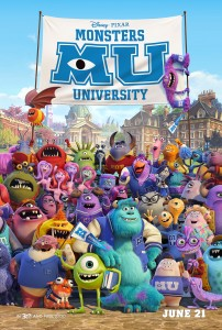 "Complimentary Passes to an Orlando, FL 3D Screening of Disney*Pixar's ""Monsters University"" [ENDED]"