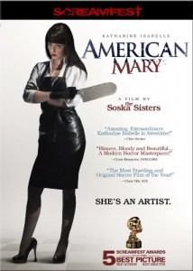 "DVD Review ""American Mary"""