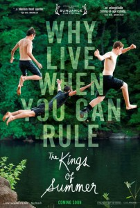 "Win Passes to the Kansas City Premiere of ""The Kings of Summer"" [ENDED]"