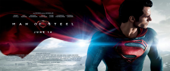 "Film Review ""Man of Steel"""