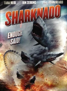 "Not Even Dry Land Is Safe When ""Sharknado"" Hits Syfy July 11th"
